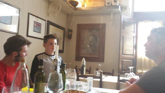 Seravezza, Italië: Cibo buonissimo dall'antipasto al dolce ......ritorneremo sicuramente