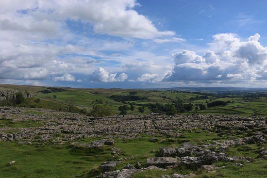 Burley in Wharfedale