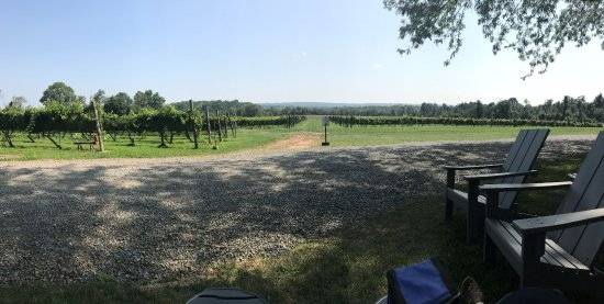 Ringoes, Nueva Jersey: One view of the valley