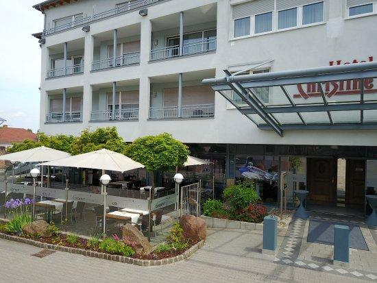 Hotel Christine Restaurant Landstuhl