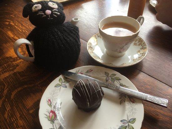 The Tea Garden at Comrie Croft: photo0.jpg