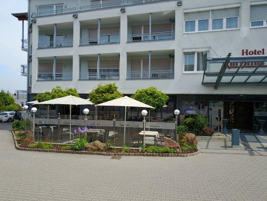 Landstuhl, เยอรมนี: Cockpit Lounge