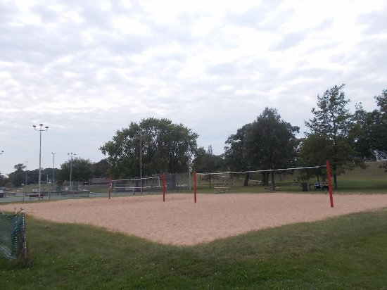 Ludington Park, Escanaba, MI.