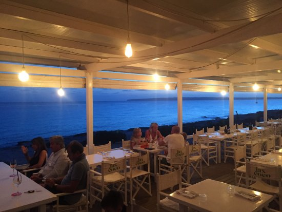 Beach Club 10.7: Dinner with view