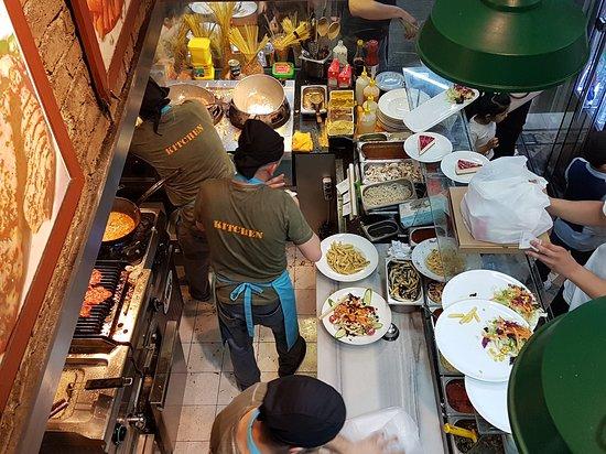Cafe Esmer Chef: Esmer Chef Cafe