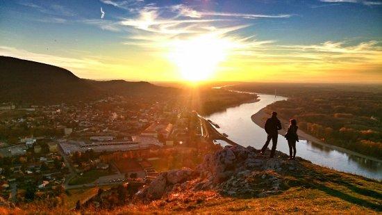 Hainburg an der Donau, النمسا: výhľad