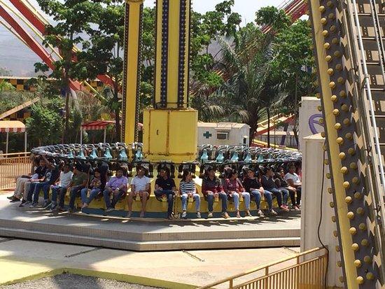 Imagica Theme Park: The Scream Machine