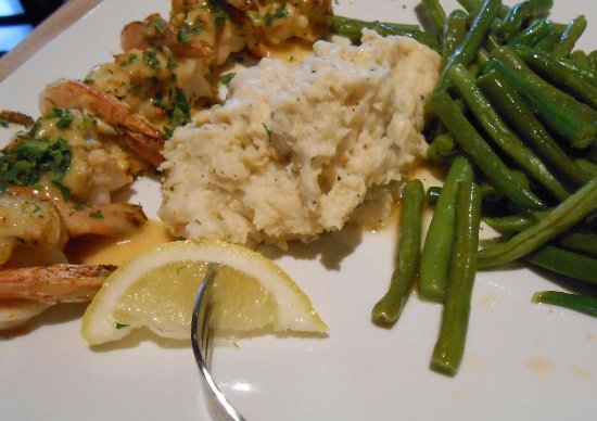 Glen Allen, VA: Stuffed Shrimp