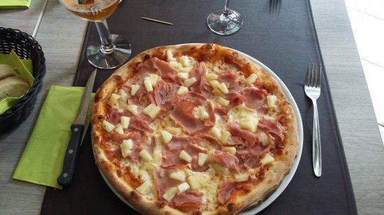 La Stradella : pizza hawai