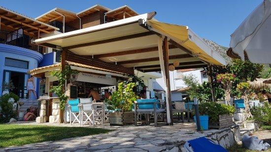 Perigiali, Greece: Madouri Beach Studios