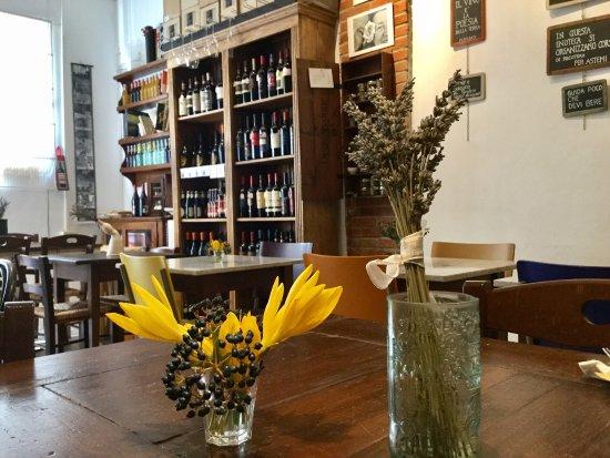 Vino al Vino Enoteca di Sovana