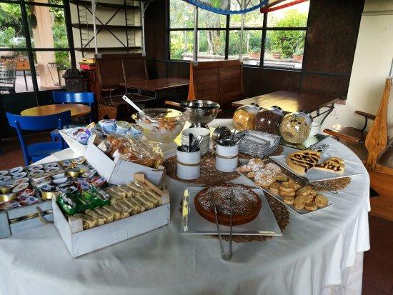 Albergo Ristorante La Macchia: buffet