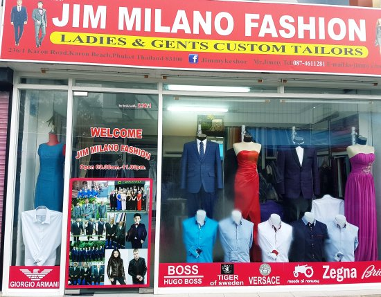 ‪Jim Milano Fashion‬