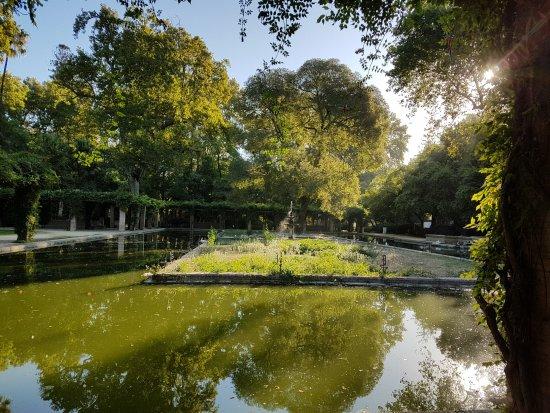 María-Luisa-Park Foto