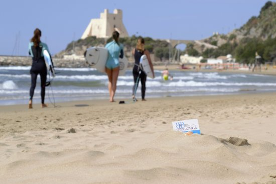 B&B Sperlonga : Spiaggia di Levante