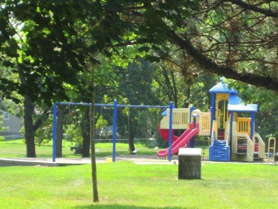 Fridley, MN: Great playground equipment