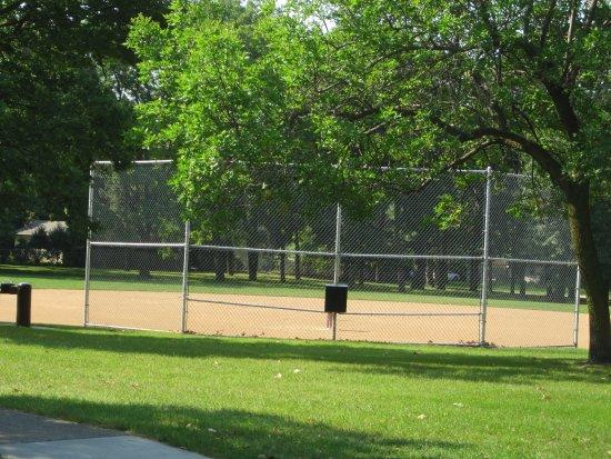Fridley, MN: Baseball field