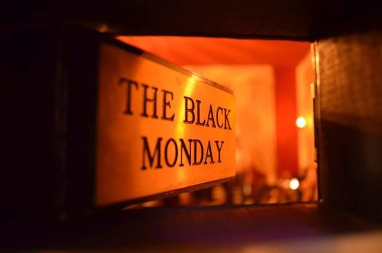 ‪The Black Monday Speakeasy‬