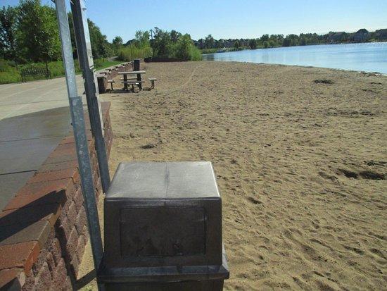 Blaine, MN: Da beach