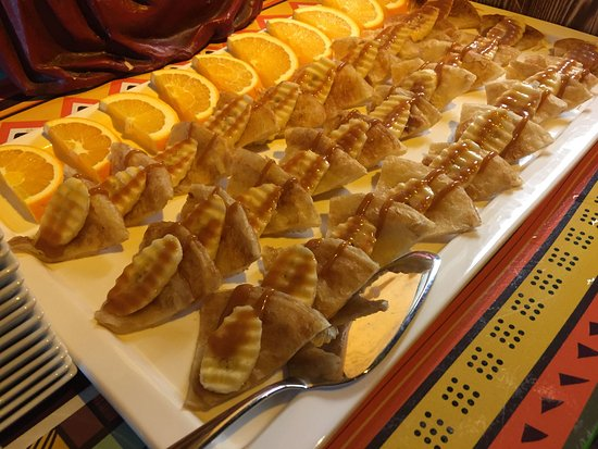 Haemeenlinna, Finland: Roti Thaipancake