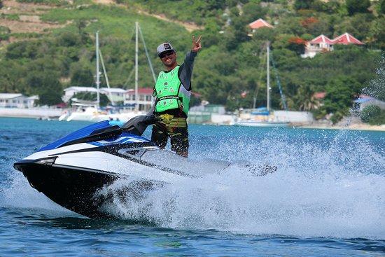 Marigot, St. Martin/St. Maarten: I wish I have this job!