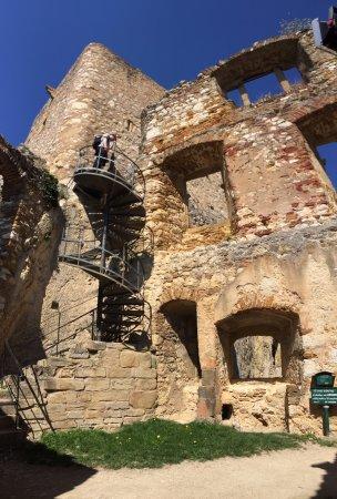 Leymen, ฝรั่งเศส: Une des plus belles tours