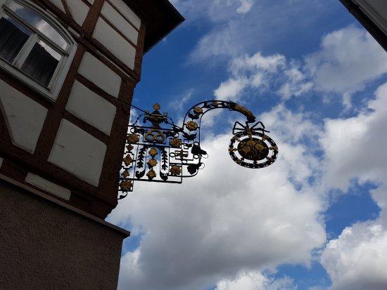 Bad Konigshofen, Allemagne : Haus