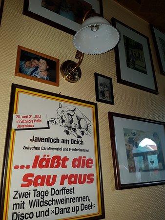 Bad Konigshofen, Allemagne : Inneneinrichtung