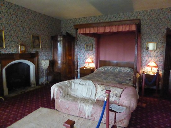 Tiverton, UK: One of the bedrooms