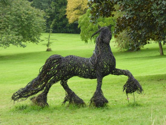 Tiverton, UK: The Horse