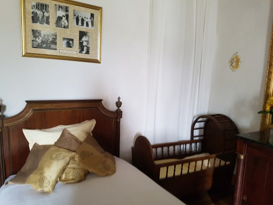 Marnay, France : la chambre
