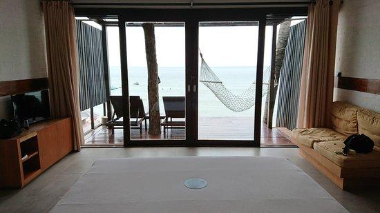Baan Talay Resort : 最高の眺めです