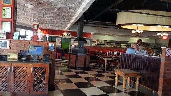Milnerton, Sør-Afrika: Steakhouse setting