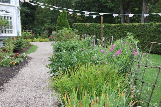 Montebello, Canadá: the garden