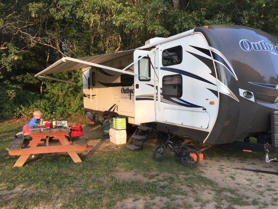 North Stonington, CT: Camp Site