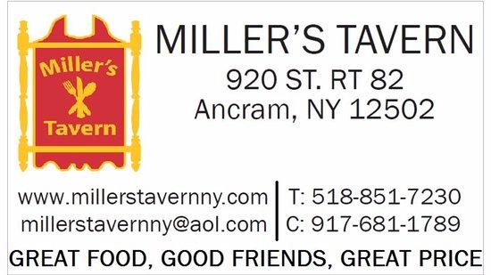 Ancram, Estado de Nueva York: Millers Tavern