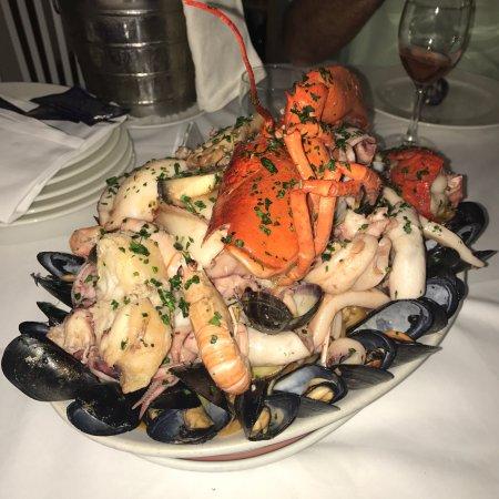 Picture of ristorante la pergola santa maria - Ristorante corallo santa maria al bagno ...