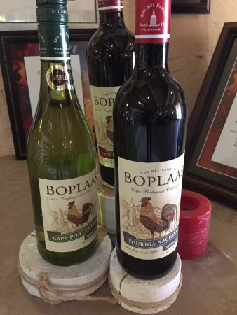 Calitzdorp, South Africa: Boplaas Selection