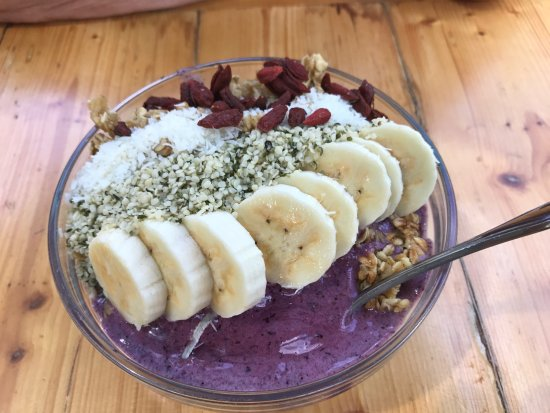 Caffe Coco: Eat Healthy Bowl