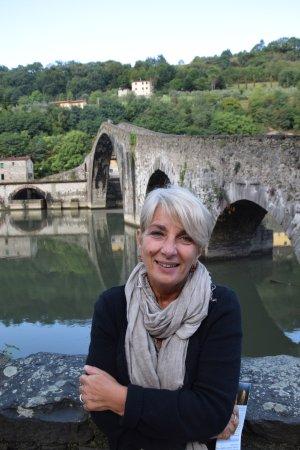 Borgo a Mozzano, Włochy: ponte della Maddalena