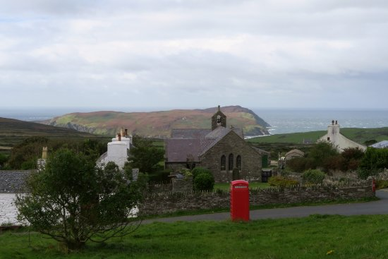 The National Folk Museum at Cregneash Photo