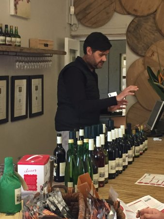 Calitzdorp, África do Sul: Wine Tasting