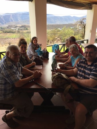 Calitzdorp, África do Sul: Stoep to sit and enjoy the view!