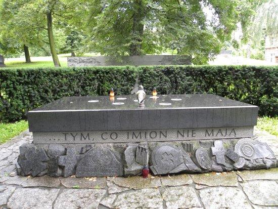Cmentarz Nieistniejacych Cmentarzy
