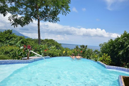 Totoco Eco-Lodge: The pool is incredible