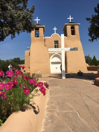 Ranchos De Taos, Nuevo Mexico: San Francisco de Assisi Mission Church