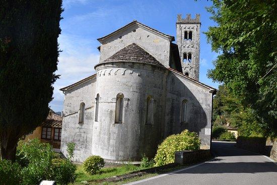 Pieve di S. Giorgio a Brancoli