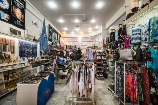 Center Stalos Shop