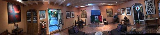 Villa Mirasol Hotel: Lindo lugar