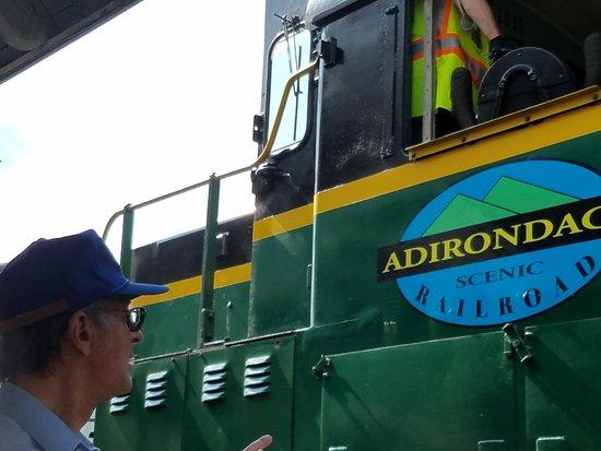 Thendara, NY: Engine